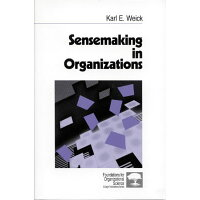 Sensemaking in Organizations /SAGE PUBN/Karl E. Weick
