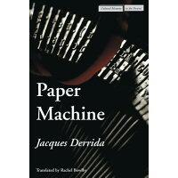 Paper Machine /STANFORD UNIV PR/Jacques Derrida