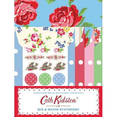 Cath Kidston Mix & Match Stationery /CHRONICLE BOOKS/Cath Kidston