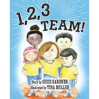1, 2, 3 Team! /MERCER UNIV PR/Susie Gardner