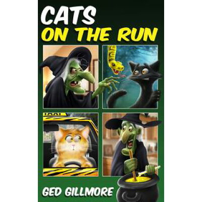 Cats On The Run Ged Gillmore
