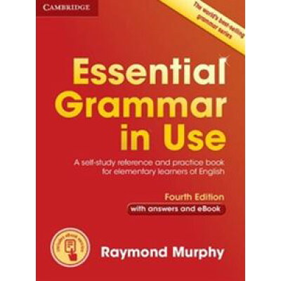 Essential Grammar in Use 4th Edition: Book with Answers and Interactive eBook