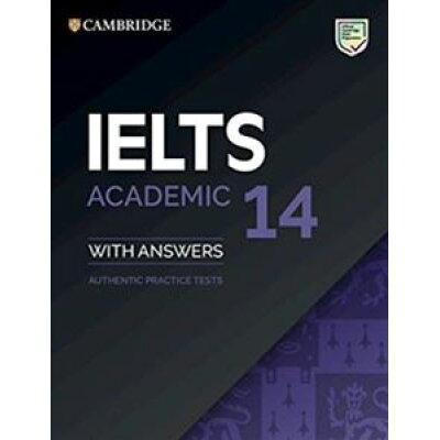 Cambridge IELTS 14 Academic Student's Book with Answers without Audio
