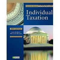 2011 Individual Taxation (with H&r Block at Home Tax Preparation Software) /COURSE TECHNOLOGY/James W. Pratt