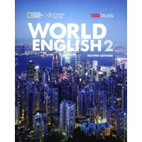 World English 2 E Level 2 Student Book Text Only