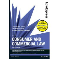 Law Express: Consumer and Commercial Law Judith Tillson