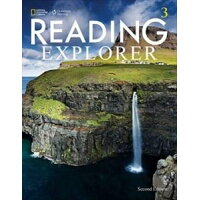 Reading Explorer 2nd Edition Level 3 Student Book with Online Workbook Access Code