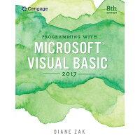 Programming with Microsoft Visual Basic 2017 /COURSE TECHNOLOGY/Diane Zak