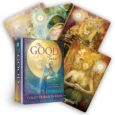 The Good Tarot: A 78-Card Deck and Guidebook /HAY HOUSE/Colette Baron-Reid