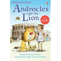 Androcles and the Lion: Usborne First Reading: Level Four Russell Punter