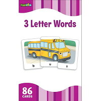 3 Letter Words (Flash Kids Flash Cards) /STERLING PUB/Flash Kids