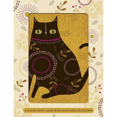 Quirky Cats Boxed Notecards /SELLERS PUB INC/H. Yafai