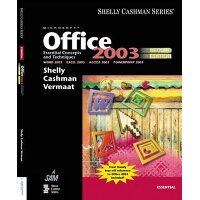 Microsoft Office 2003: Essential Concepts and Techniques, Second Edition Revised/COURSE TECHNOLOGY/Gary B. Shelly