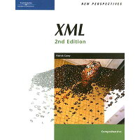 New Perspectives on XML: Comprehensive /COURSE TECHNOLOGY/Patrick Carey
