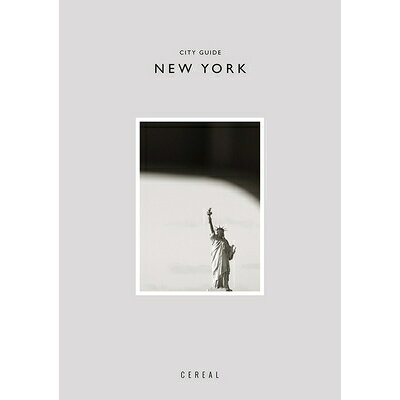 CEREAL CITY GUIDE:NEW YORK(P) /ABRAMS (USA)/.