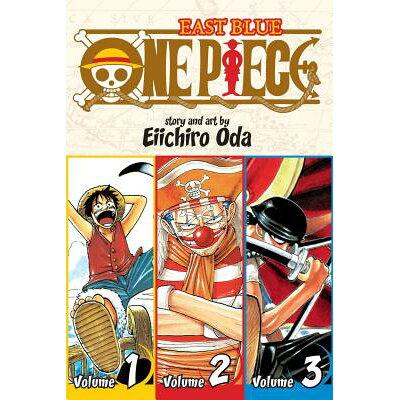 One Piece: East Blue 1-2-3, Vol. 1 (Omnibus Edition) /VIZ LLC/Eiichiro Oda