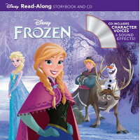 FROZEN:READ-ALONG STORYBOOK(P W/CD) /DISNEY PRESS (USA)/DISNEY STORYBOOK ARTISTS