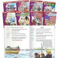 Reader's Theater: My Country Set (Reader's Theater) /TEACHER CREATED MATERIALS/Teacher Created Materials