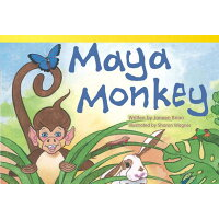 Maya Monkey /TEACHER CREATED MATERIALS/Janeen Brian
