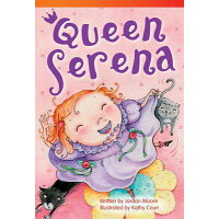 Queen Serena (Fluent) /TEACHER CREATED MATERIALS/Jordan Moore