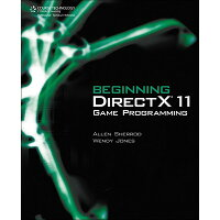Beginning DirectX 11 Game Programming /COURSE TECHNOLOGY/Allen Sherrod