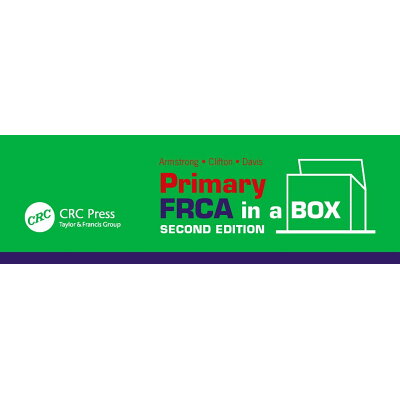 Primary FRCA in a Box /CRC PR INC/Sarah Armstrong