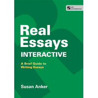 Real Essays Interactive /BEDFORD BOOKS/Susan Anker