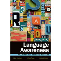 Language Awareness: Readings for College Writers /BEDFORD BOOKS/Paul Eschholz