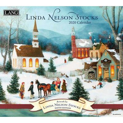 Linda Nelson Stocks: 2020 Wall Calendar /LANG COMPANIES INC/Lang Companies