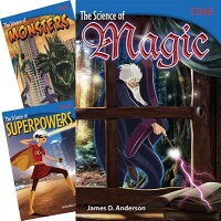 Time: Real Science of Fantasy: 3-Book Set /TEACHER CREATED MATERIALS/Teacher Created Materials