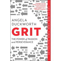Grit: The Power of Passion and Perseverance /SCRIBNER  MACMILLAN/Angela Duckworth