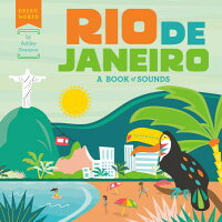 Rio de JaneiroA Book of Sounds Ashley Evanson
