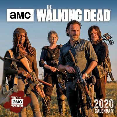 2020 AMC the Walking Dead Mini Calendar: By Sellers Publishing /SELLERS PUB INC/AMC