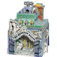 Mini House: The Haunted House /WORKMAN PUB CO/Peter Lippman