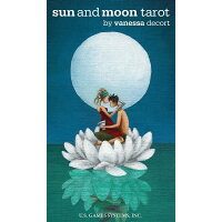 Sun and Moon Tarot With Booklet /U S GAMES SYSTEMS INC/Vanessa Decort