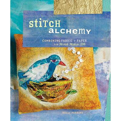 Stitch Alchemy /INTERWEAVE PR/Kelli Perkins
