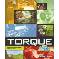 Torque for Teens With CDROM /COURSE TECHNOLOGY/Michael Duggan