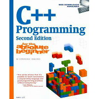 C++ Programming for the Absolute Beginner /COURSE TECHNOLOGY/Mark Lee
