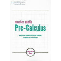 Pre-Calculus /COURSE TECHNOLOGY/Debra Anne Ross