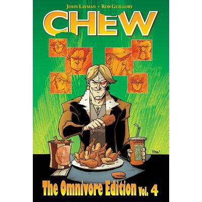 Chew Omnivore Edition Volume 4 /IMAGE COMICS/John Layman