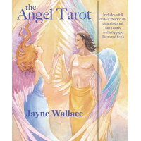 The Angel Tarot: Includes a Full Deck of 78 Specially Commissioned Tarot Cards and a 64-Page Illustr /CICO/Jayne Wallace