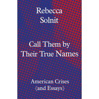 Call Them by Their True NamesAmerican Crises and Essays Rebecca Solnit