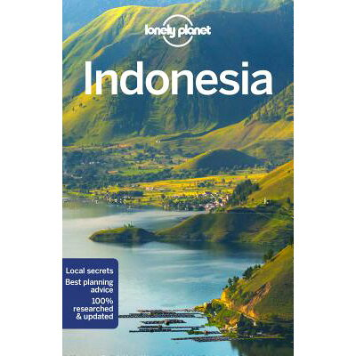 Lonely Planet Indonesia /LONELY PLANET PUB/Lonely Planet