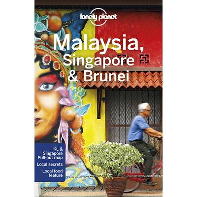 MALAYSIA SINGAPORE & BRUNEI 14/E(P) /LONELY PLANET (AUS)/.