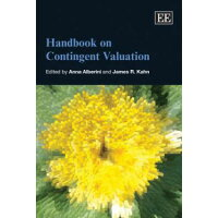 Handbook on Contingent Valuation Elgar Original Reference