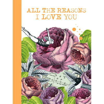All the Reasons I Love You /ICE HOUSE BOOKS/Pabuku The Quirky Paperie