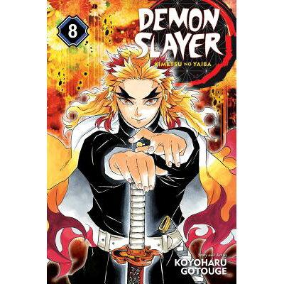 Demon Slayer: Kimetsu No Yaiba, Vol. 8, 8 /VIZ LLC/Koyoharu Gotouge