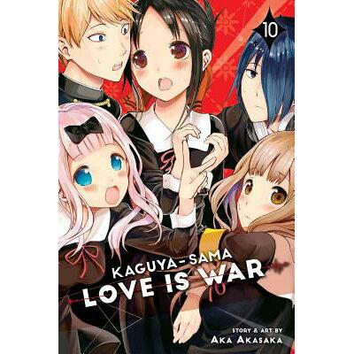 Kaguya-Sama: Love Is War, Vol. 10 /VIZ LLC/Aka Akasaka