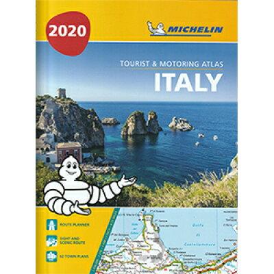 TOURIST & MOTORING ATLAS:ITALY /OTHERS2/MICHELIN