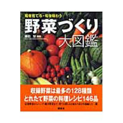 野菜づくり大図鑑 旬を育てる・旬を味わう  /講談社/藤田智